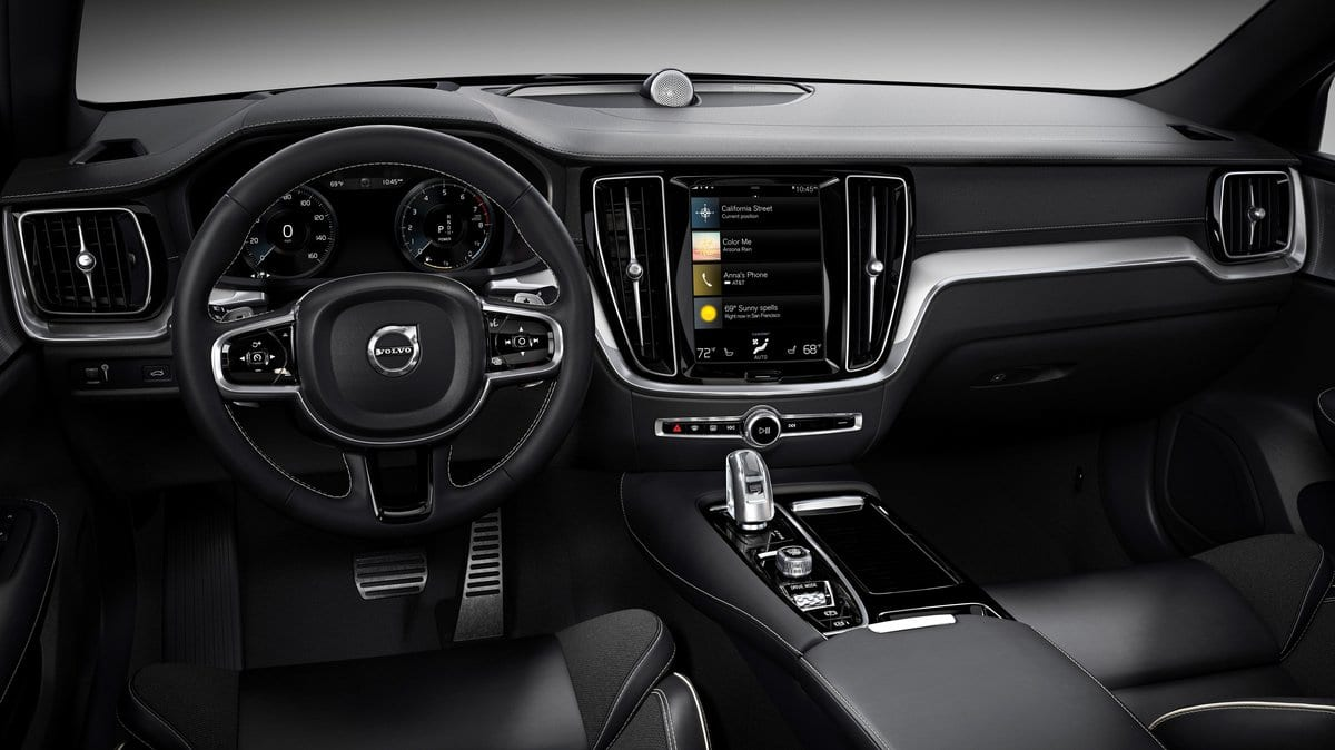 Volvo S60 2019 first drive review-3