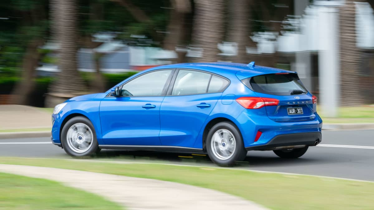 Ford Focus Trend 2019 new car review-1