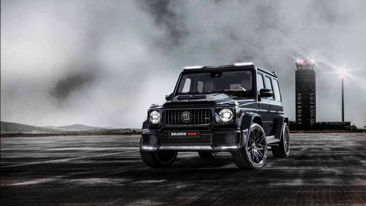 Brabus' Spring and Classic releases