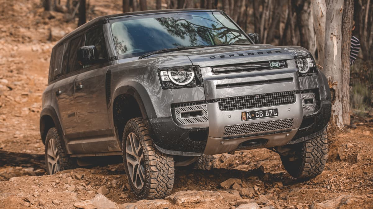2021 Land Rover Defender 110 P400 S off-road review-0