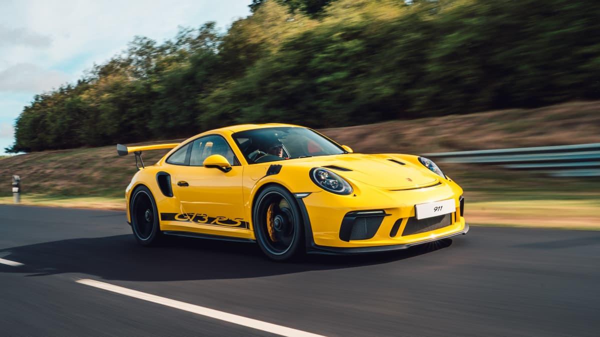 Porsche 911 GT3 RS 2018 Review