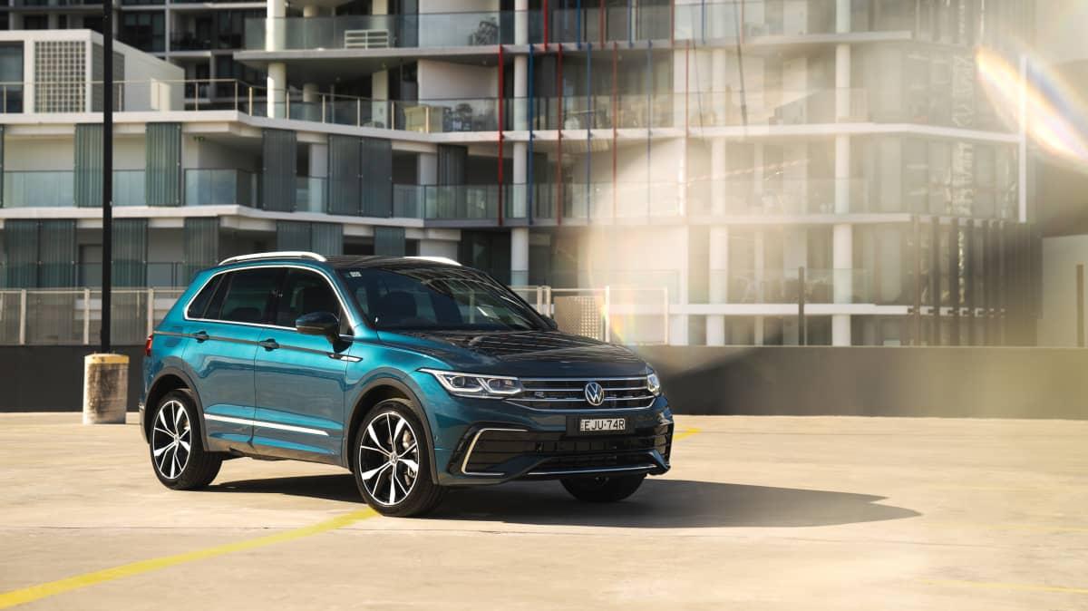 2021 Volkswagen Tiguan 162 TSI R-Line review-1