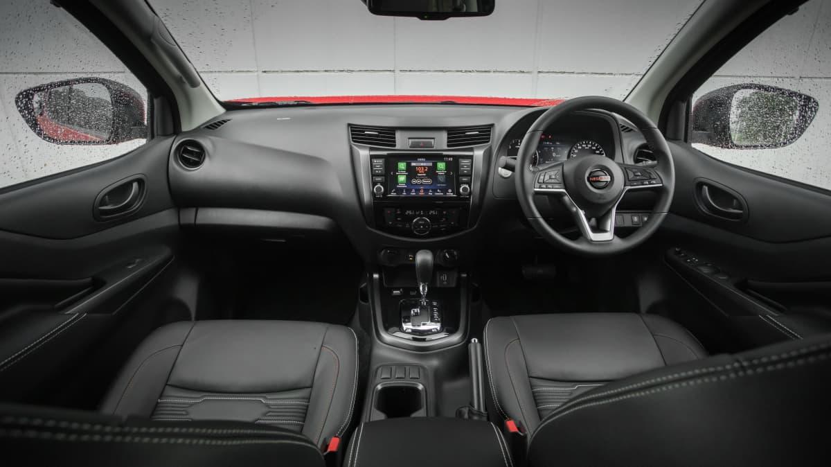 2021 Nissan Navara Pro-4X launch review-0