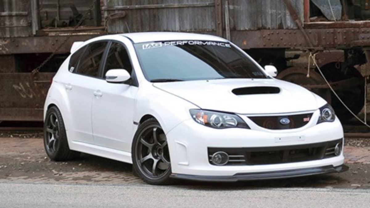 Mod Squad: 2009 Subaru Impreza WRX STI