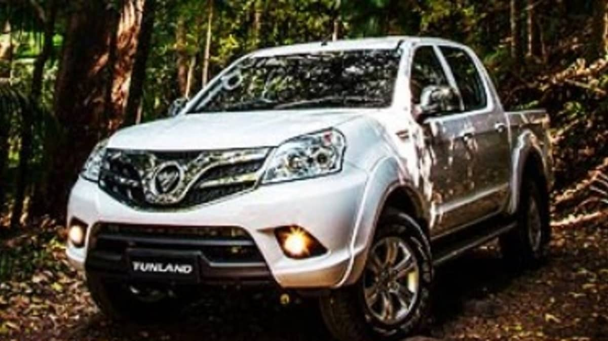 First drive review: Foton Tunland
