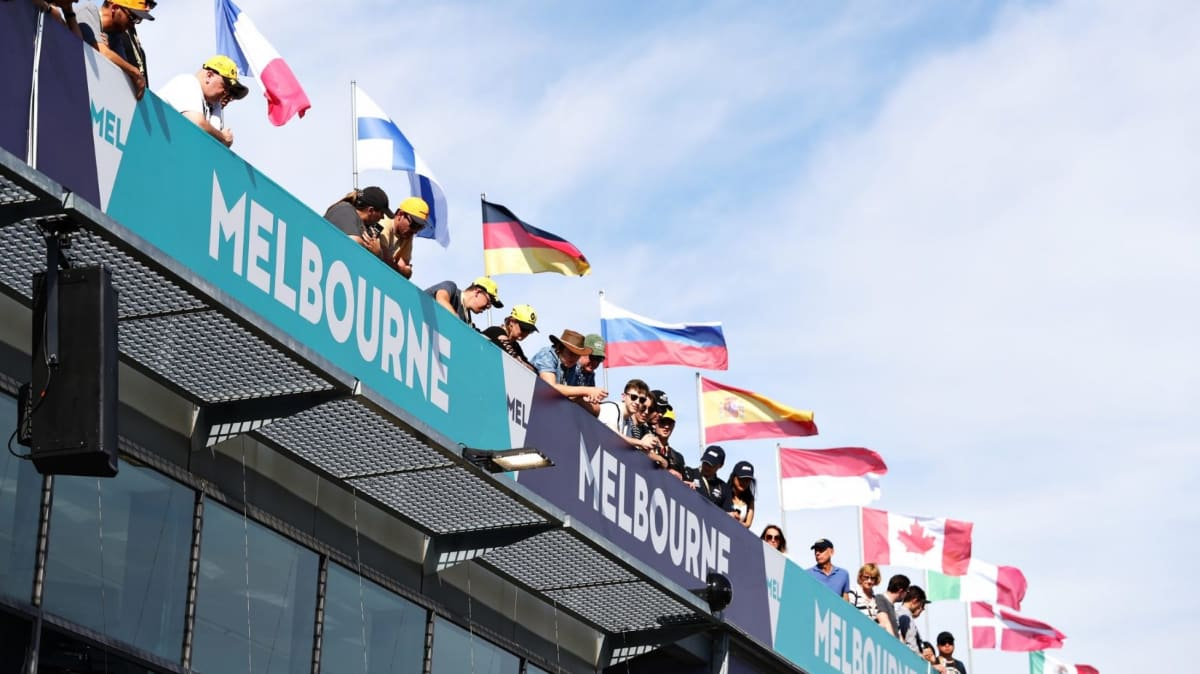 Aston Martin returns to Formula One as postponement looms over the Australian GP
