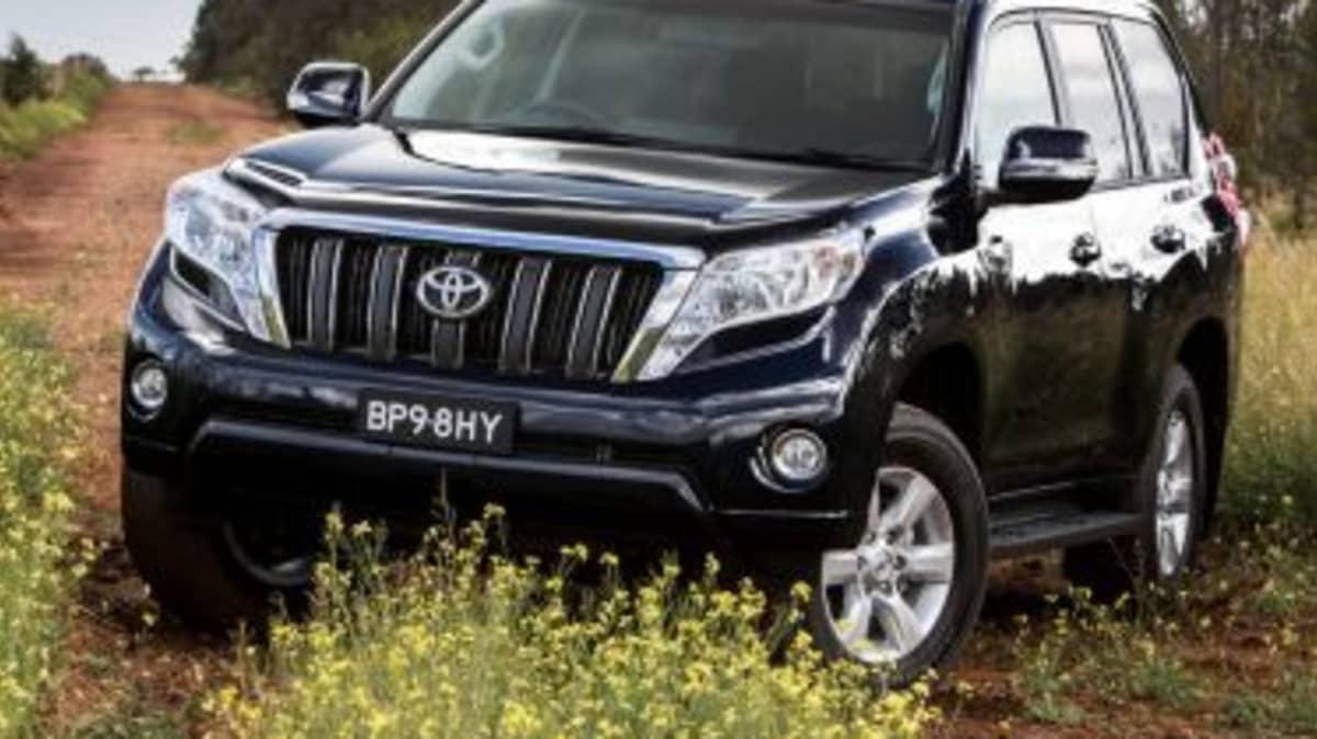2017 Toyota LandCruiser Prado range review