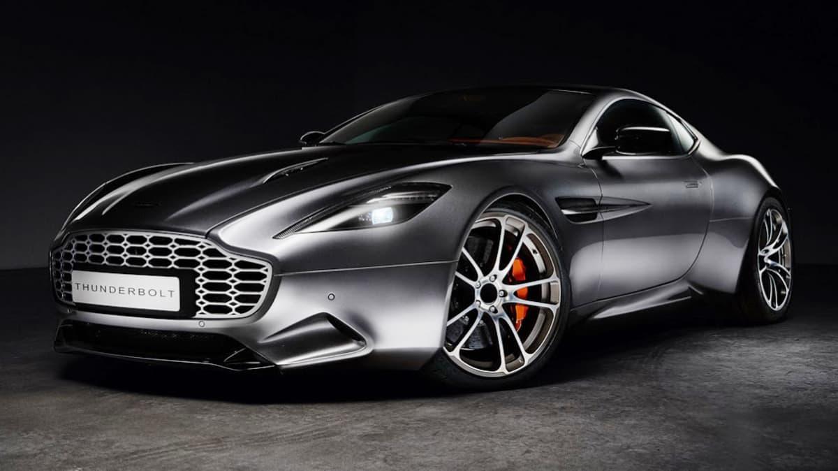 Henrik Fisker Reveals Aston-based 'Thunderbolt' Supercar