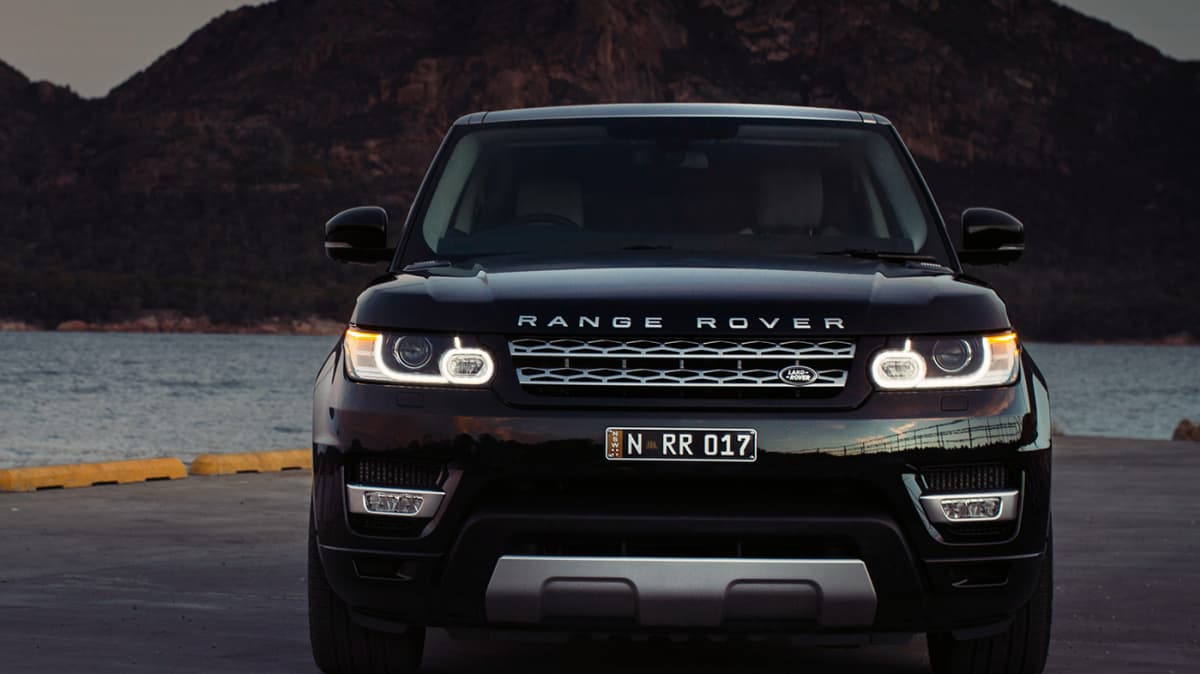 Range Rover Sport Coupe Coming, Will Target BMW X6