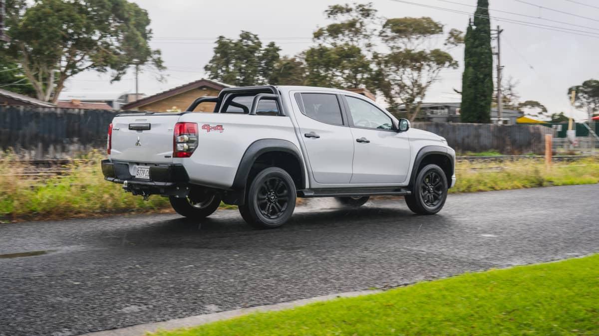 2021 Mitsubishi Triton GSR 4×4 review-3