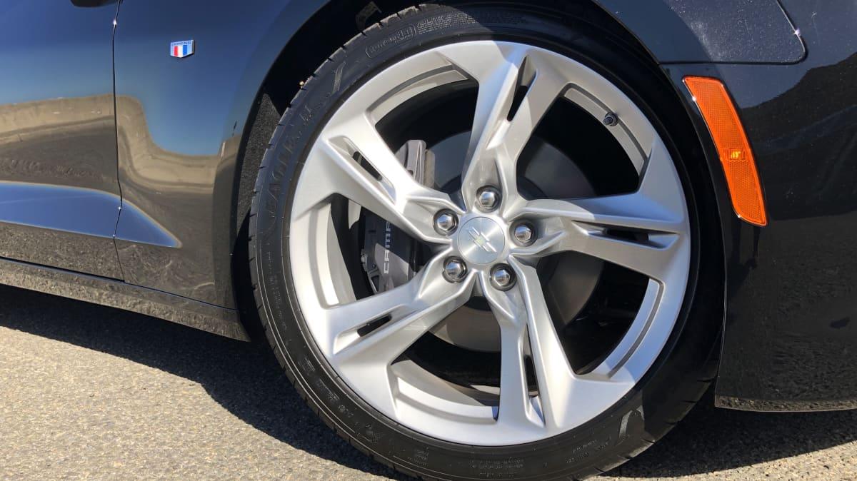 2019 Chevrolet Camaro 2SS review-0