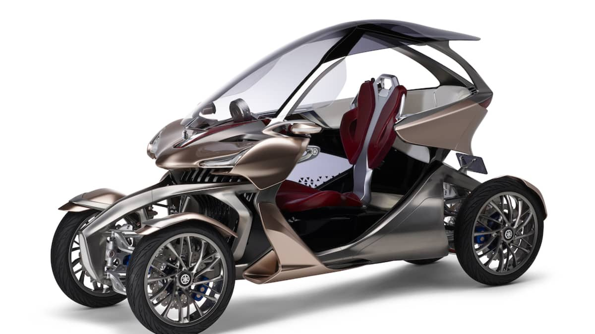 2017 Yamaha MWC-4 Concept