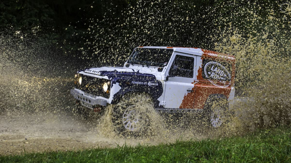 Jaguar Land Rover buys off-road specialists Bowler