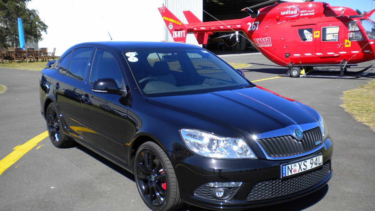 2009 Skoda Octavia RS First Drive Review-2