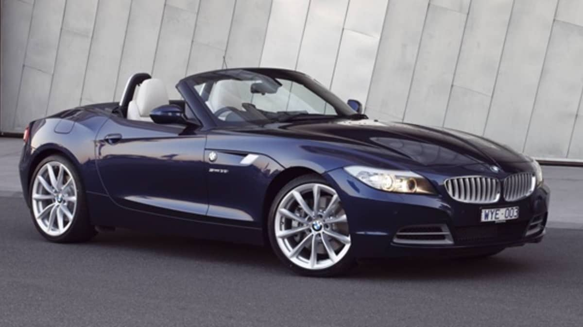 2009 BMW Z4 Roadster Lands In Australia, On Sale Late May