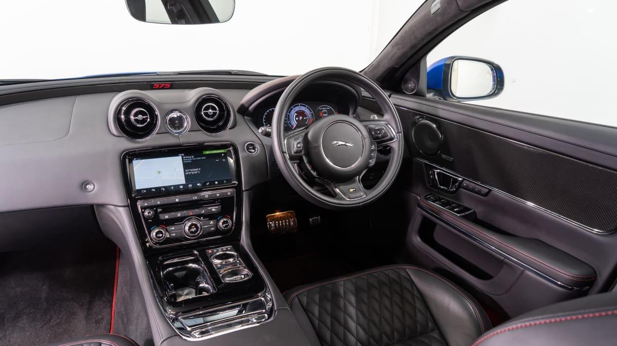 Jaguar XJR 575 2019 review