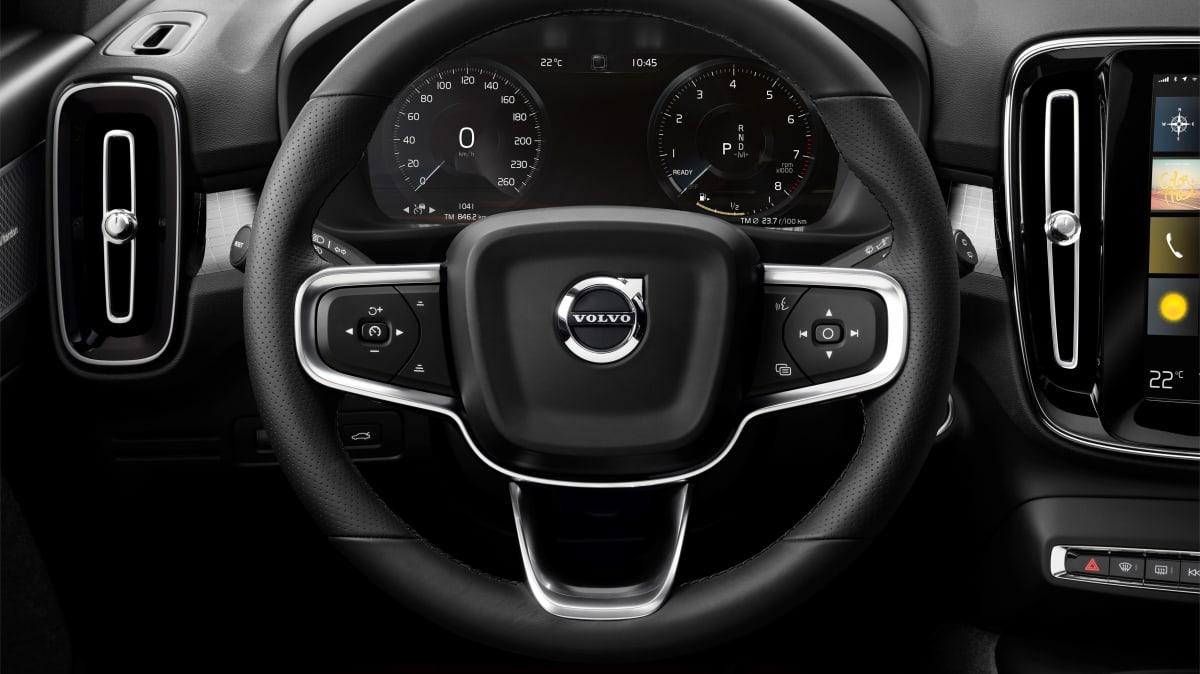 2018 Volvo XC40.