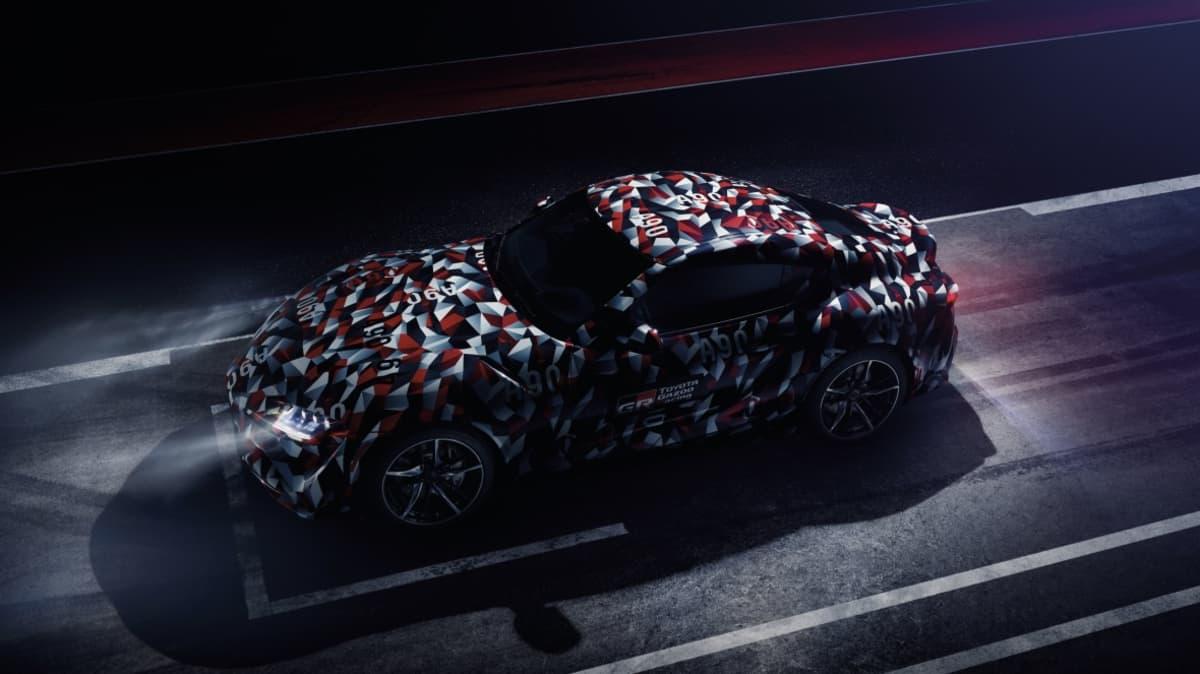 Toyota Supra set for Goodwood debut