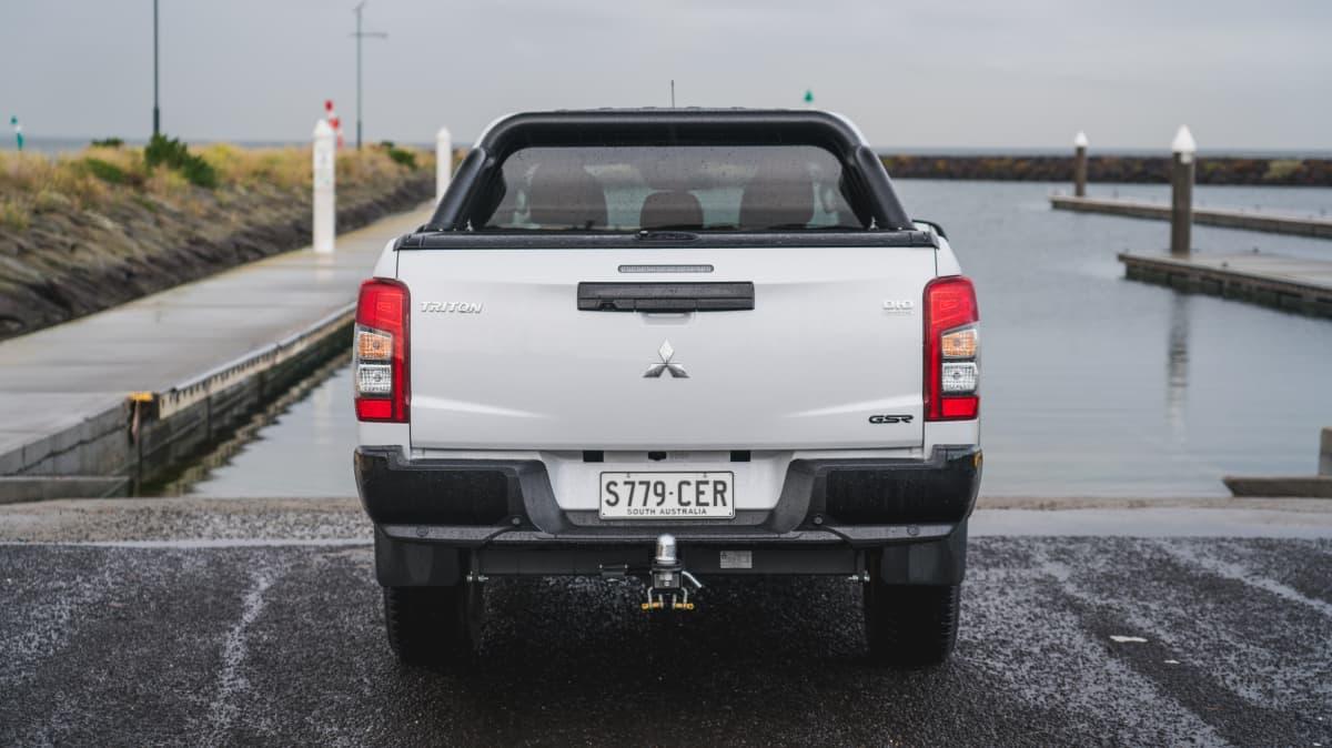 2021 Mitsubishi Triton GSR 4×4 review-2