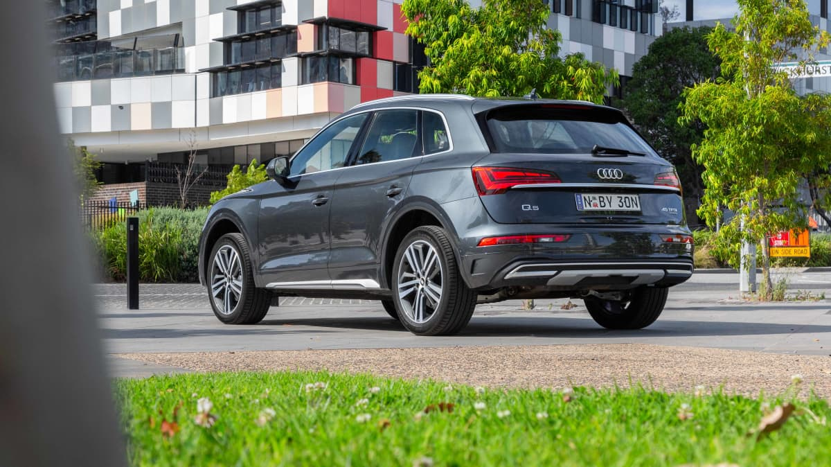 2021 Audi Q5 45 TFSI Quattro Sport review-2