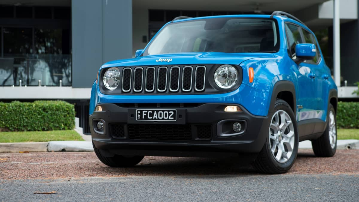 Jeep Renegade Review | The Sweet Spot