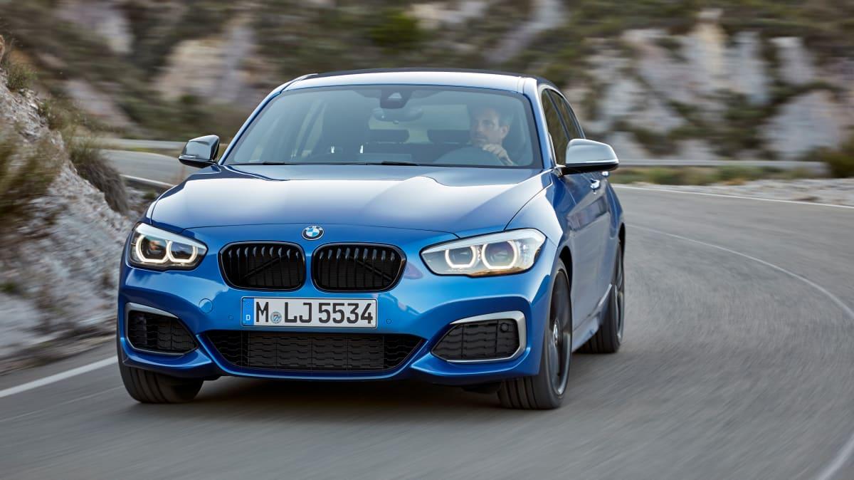 2018 BMW M140i.