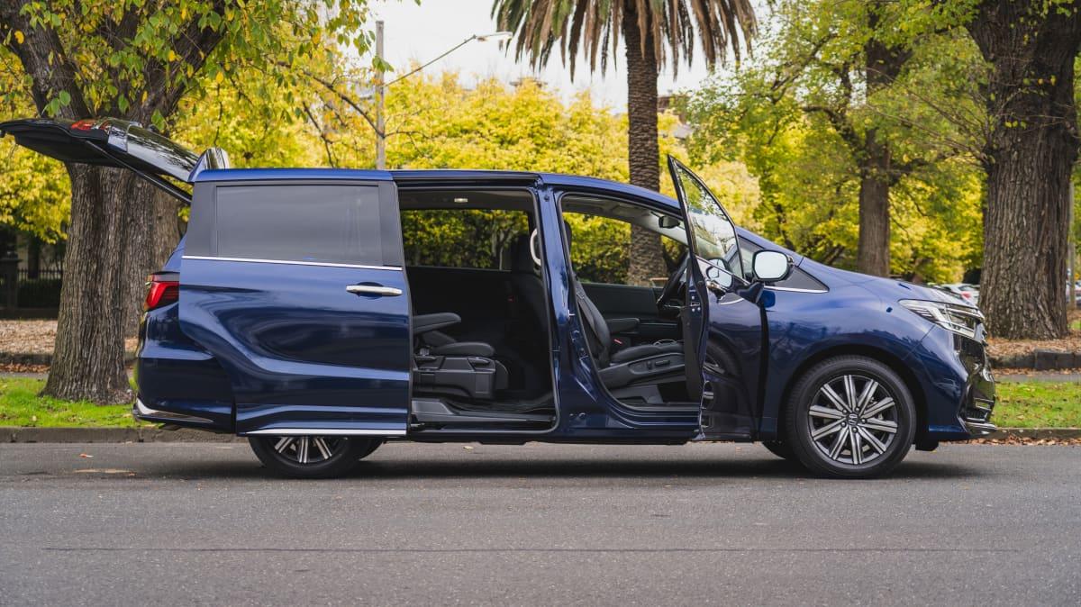 2021 Honda Odyssey Vi LX7 review-4