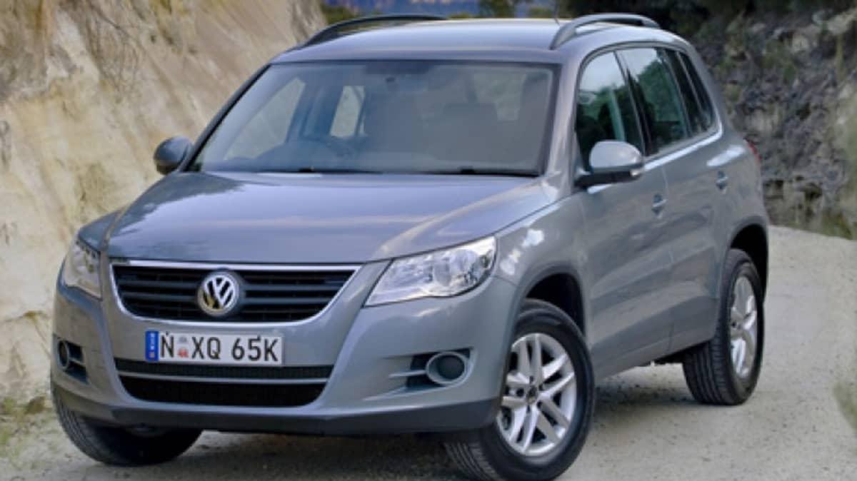 Volkswagen Tiguan 103TDI
