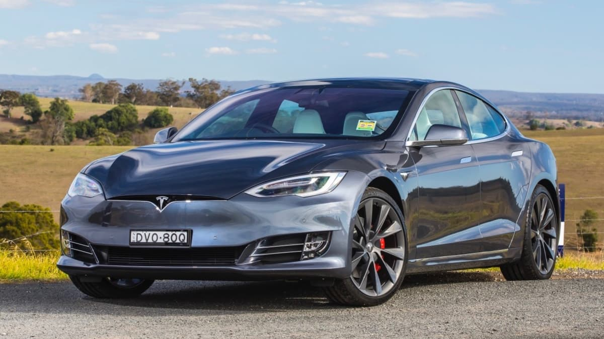 Sunday 7: The electric vehicles you can buy right now-1