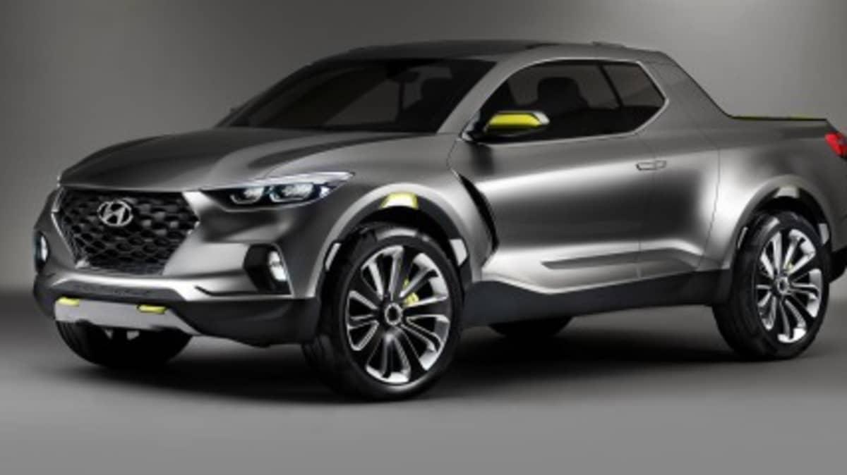 Hyundai Pickup Coming To Australia - Eventually