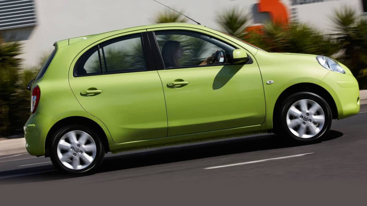 Nissan Micra ST 1.2L And ST-L 1.5L Review
