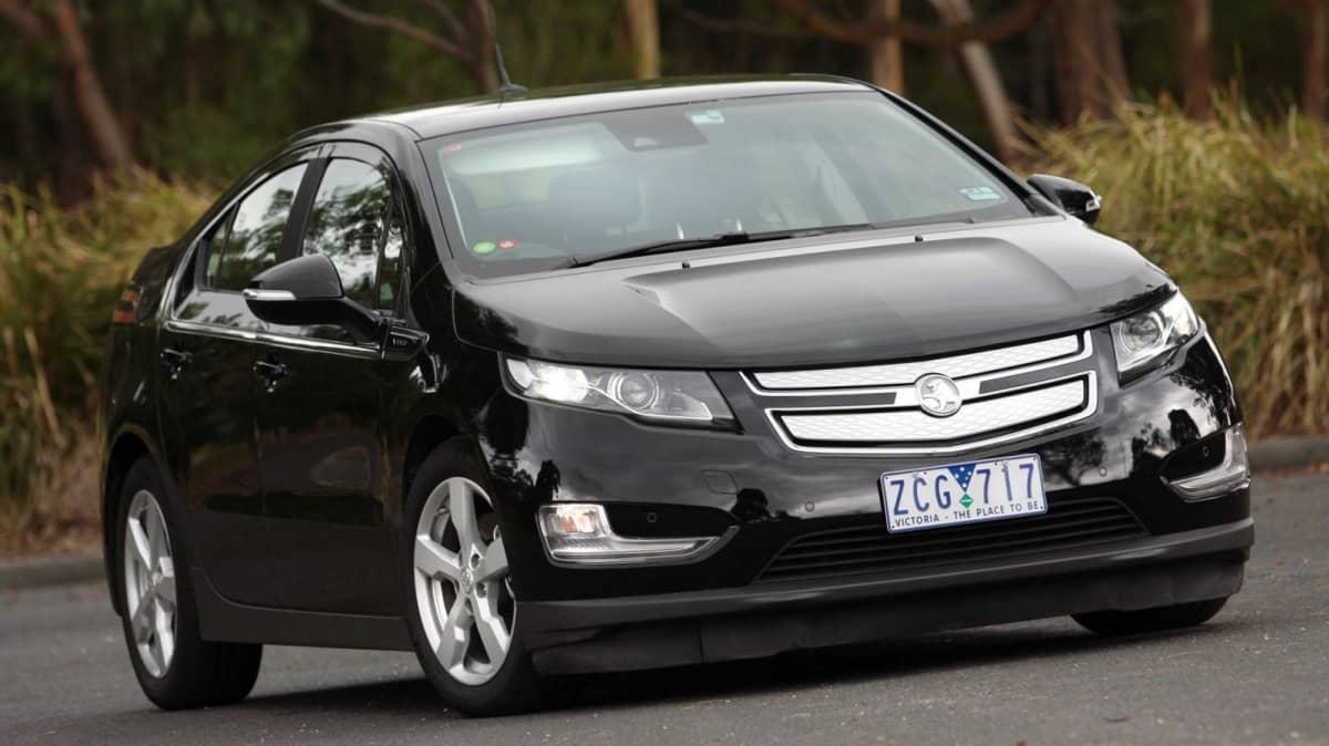 2013 Holden Volt Review