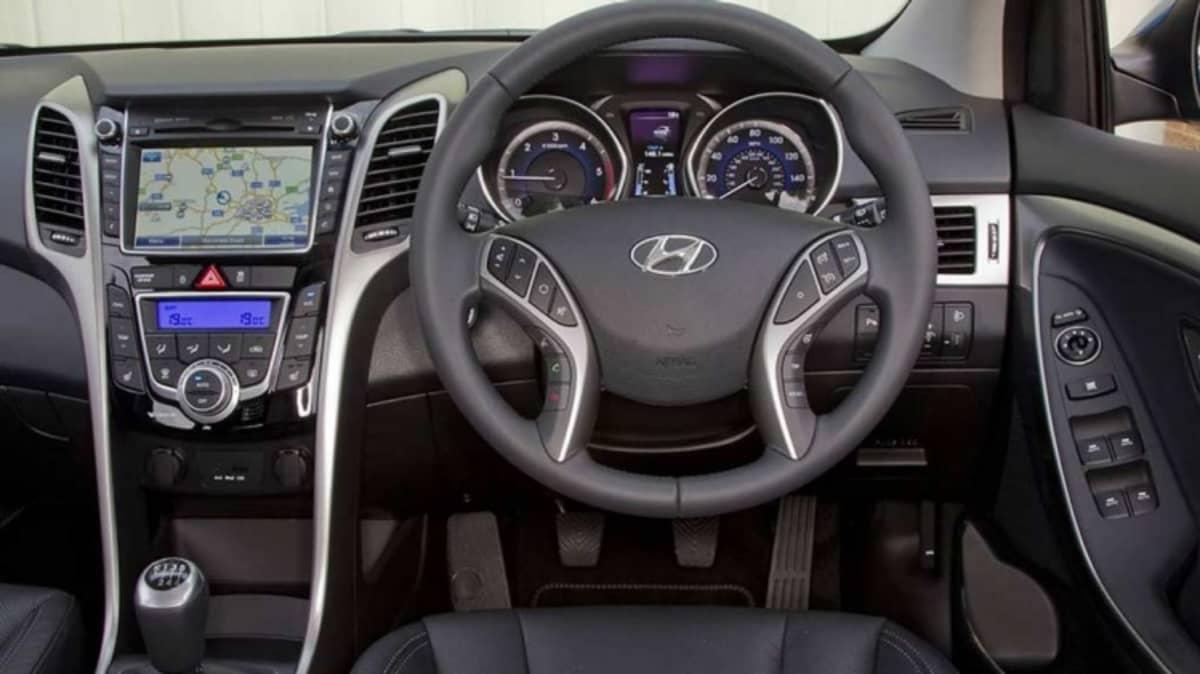 Hyundai i30 Tourer.