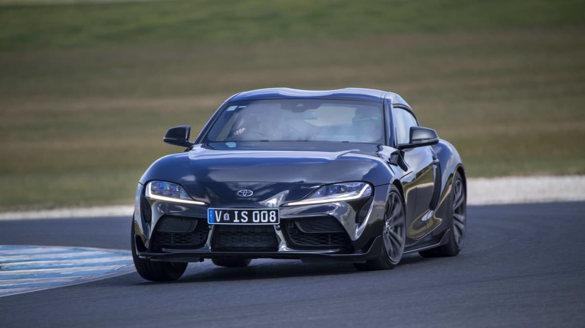 Australian First Drive: 2020 Toyota Supra GR Review-4