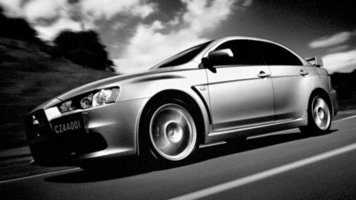Mitsubishi Evo X Oz models pricing and specifications