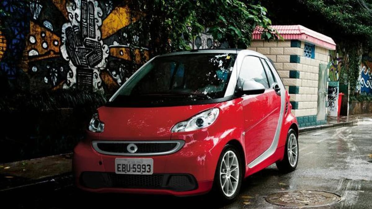 2013 Smart Fortwo Update Revealed