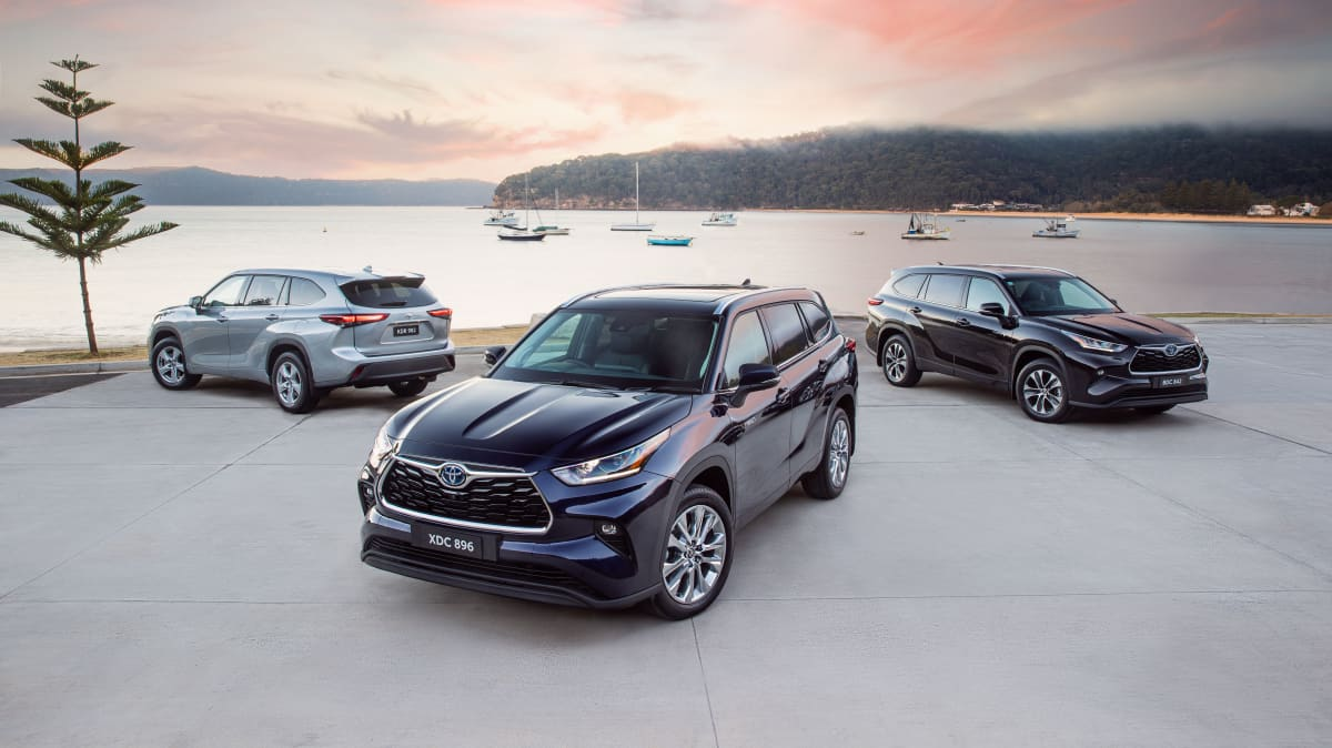 2021 Toyota Kluger launch review-0