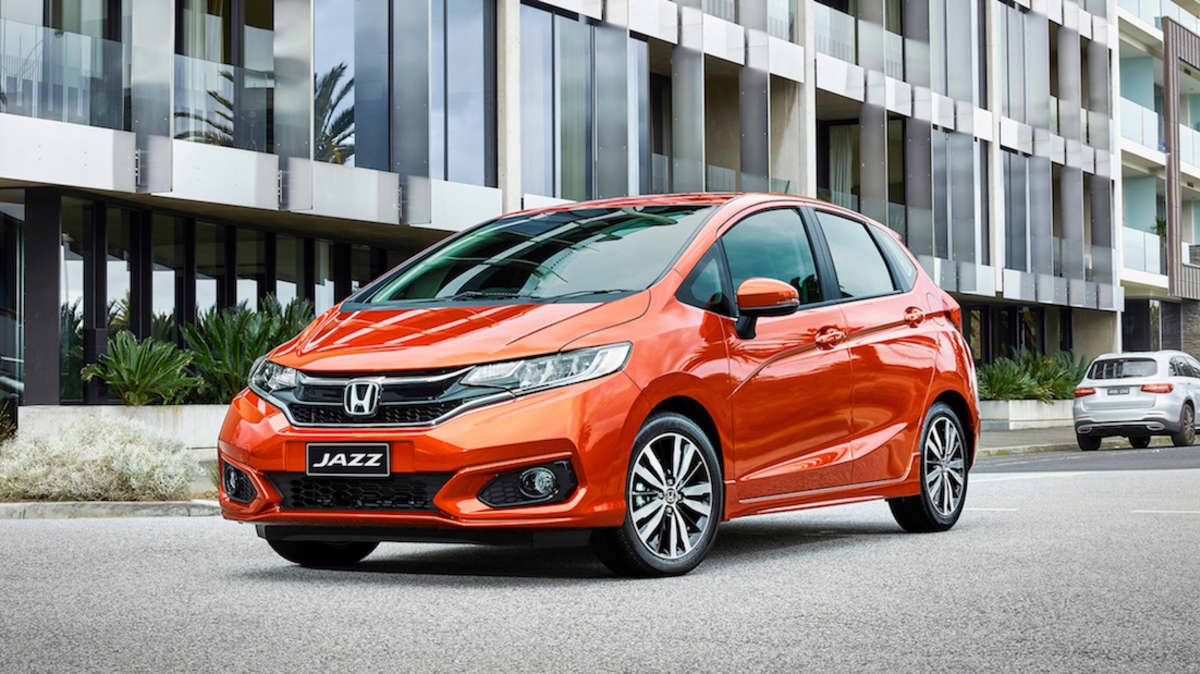Honda Jazz Tweaked for 2018 - Price And features For Australia
