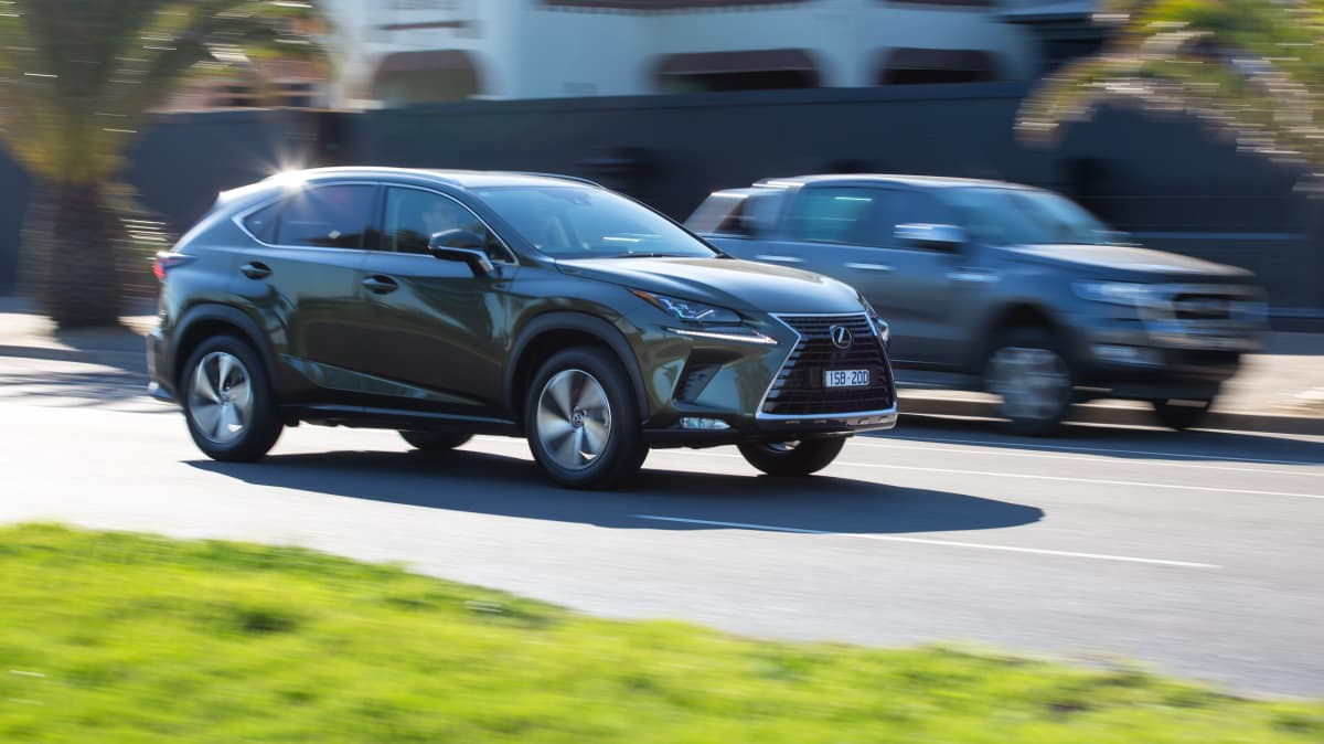2021 Lexus NX300 Sports Luxury review-0