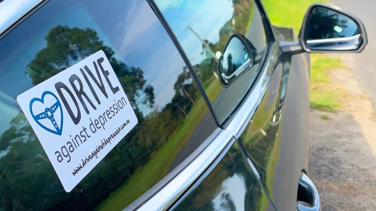 Drive Against Depression: Car lovers encouraged to drive for their mental health