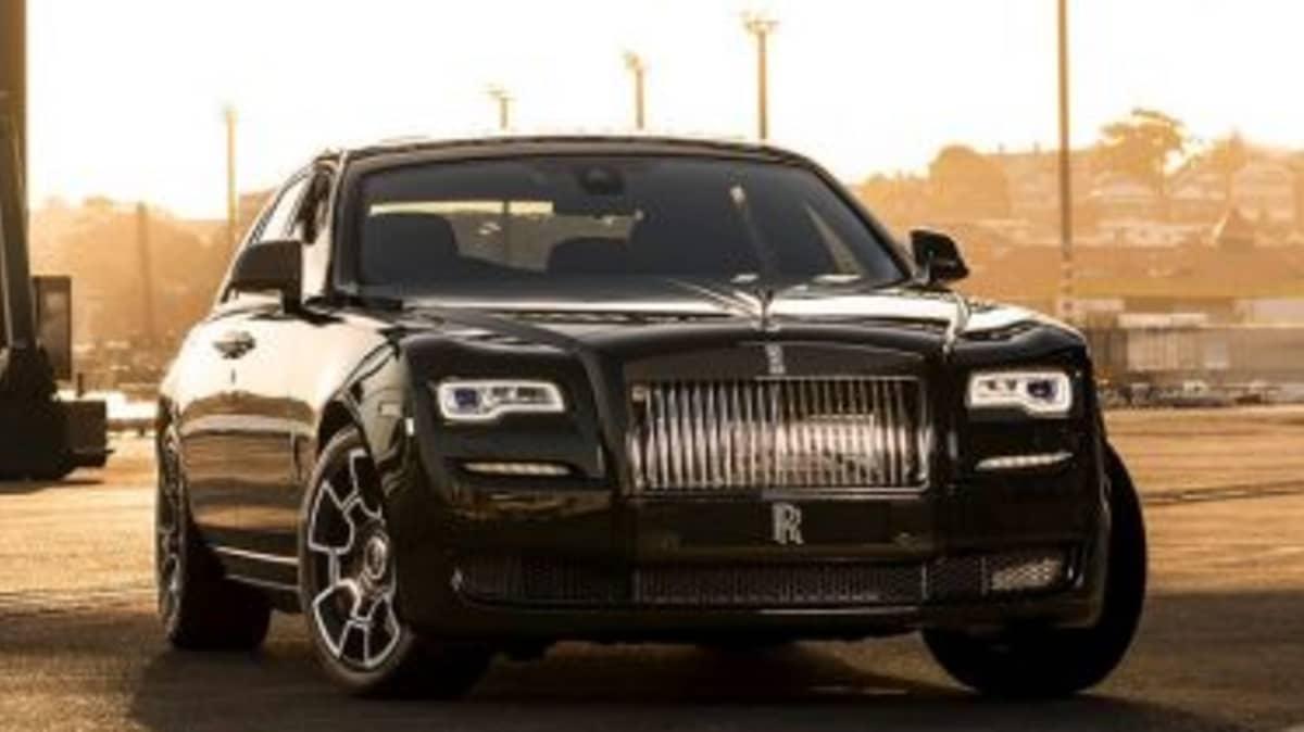 Rolls-Royce Black Badge arrives in OZ