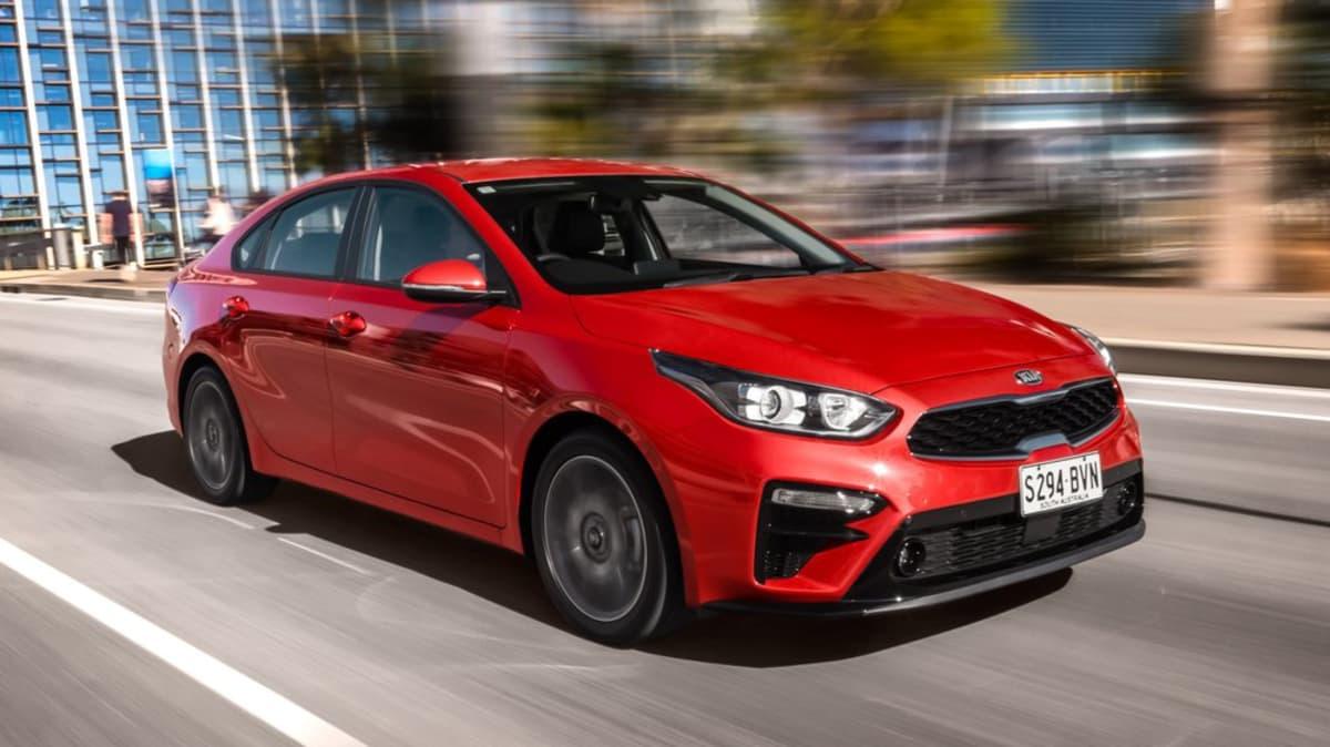 2018 Kia Cerato first drive review