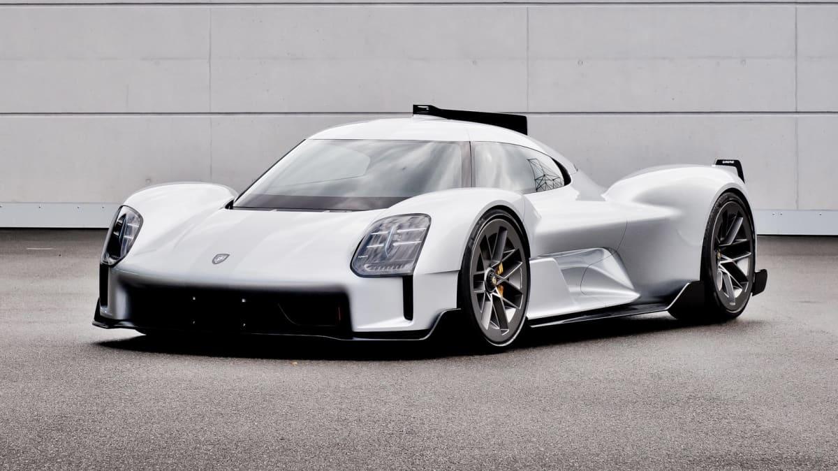 Porsche 919 Street concept.
