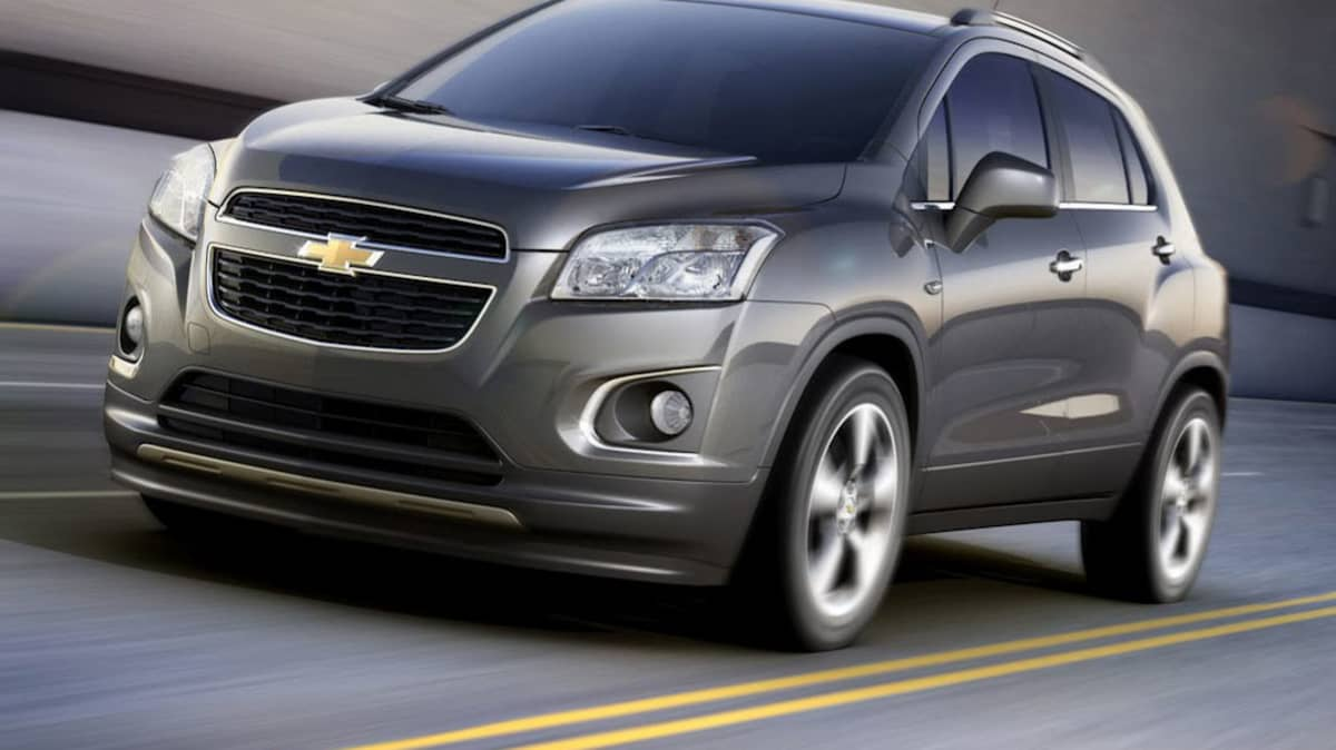 Chevrolet Trax SUV Revealed, Australian Debut Likely