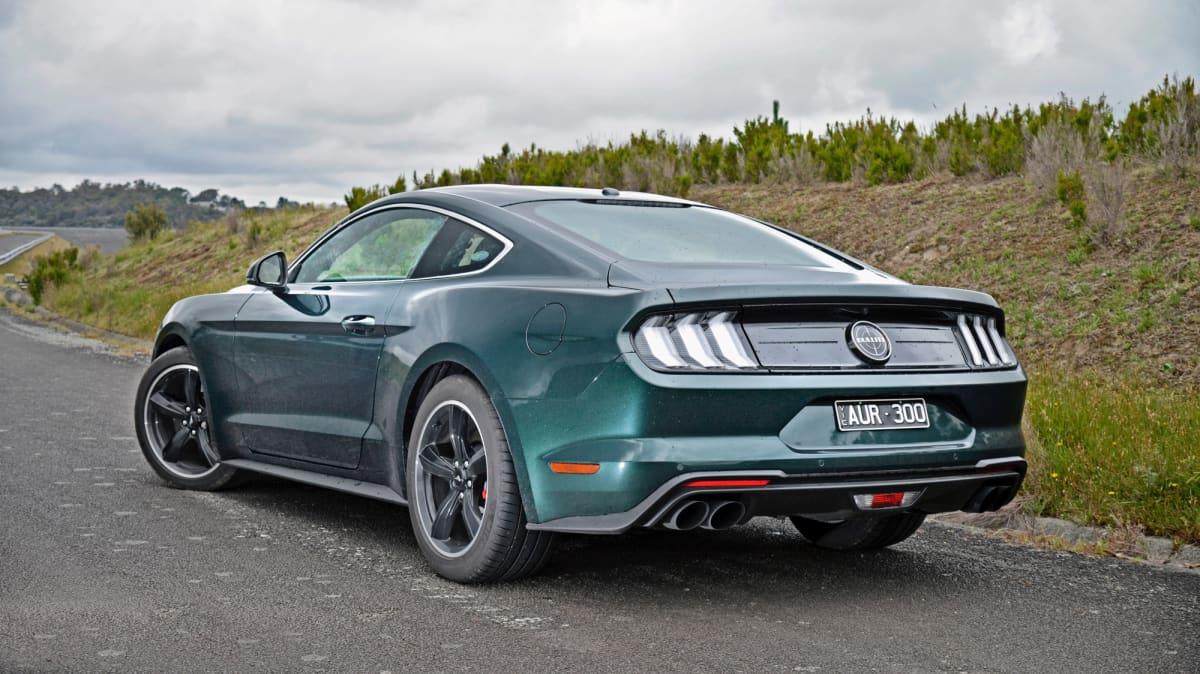 Ford Mustang Bullitt 2019 new car review-2
