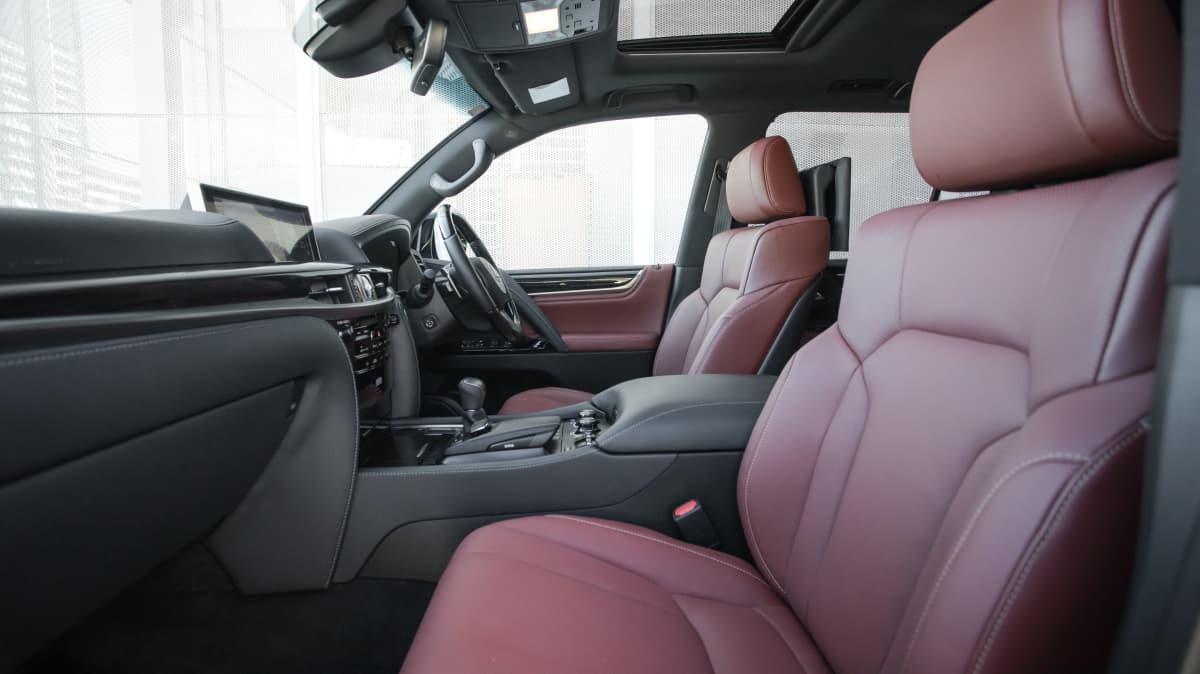 2021 Lexus LX570 S review-4