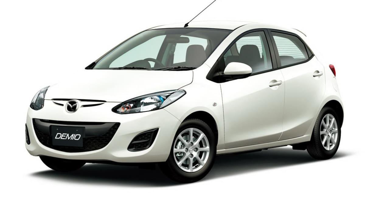 Mazda2 SkyActiv-G Debuts In Japan