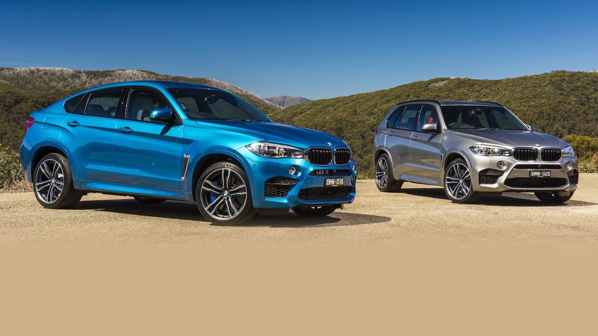 BMW X5M, X6M On Sale In Australia