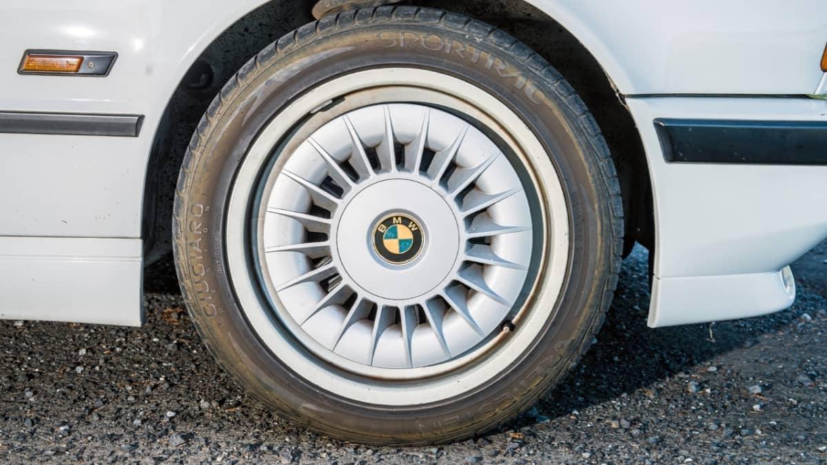 1990 E34 BMW M5