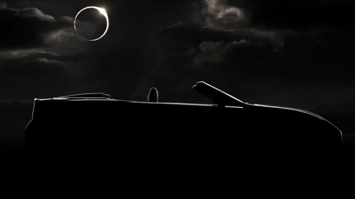 Lexus Teases LF-C2 Concept Ahead Of LA Auto Show